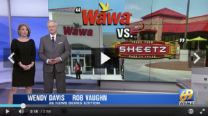 WFMZ - Sheetz Vs Wawa Documentary